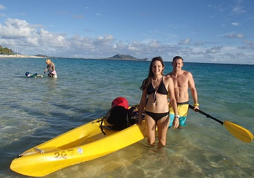 Product Self-Guided Kayaking Discovery