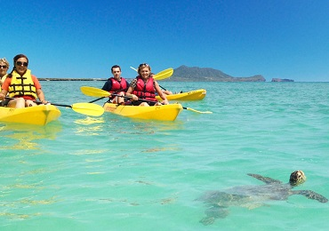 Guided Kayak Adventure