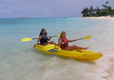 Product Guided Kayak Adventure