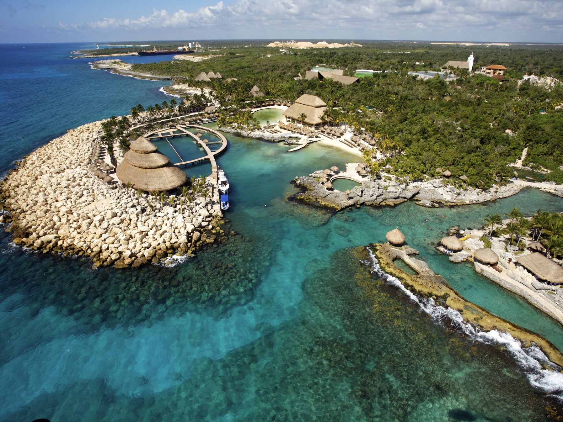 Xcaret Riviera Experience